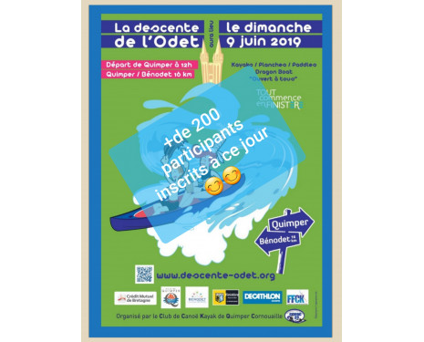 Les inscriptions avancent ????????